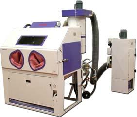 Оборудование для пескоструйной обработки Guyson
